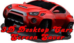 3D Desktop Cars Monster Trucks F1 Racing Screensaver