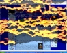 Burning Fireplace Screensaver