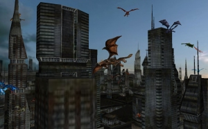 dragon city 3d
