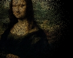 Da Vinci davinci en code d screen saver