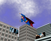 FREE Superman Returns 3D Screen saver