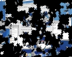 3D Desktop Jigsaw Puzzle Screensaver