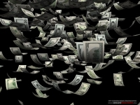 Moolah! 3D Money Screensaver