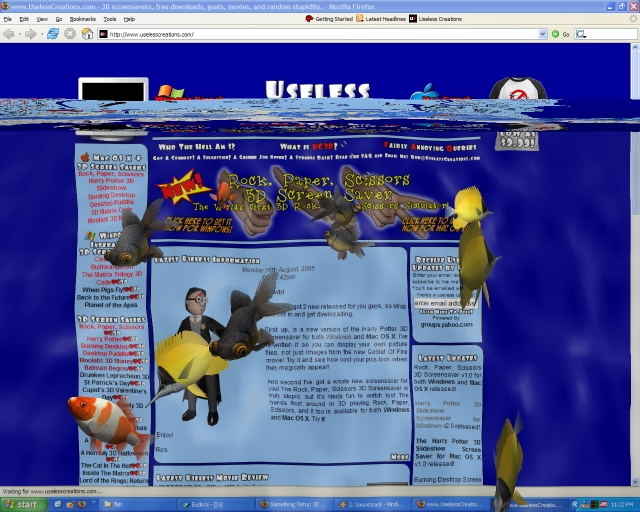 Fishy Desktop ���� ����� ����