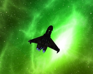 Space Wars 3D Screensaver Star Trek