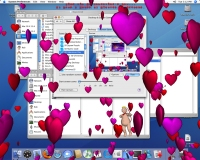 Cupid's 3D Valentine's Day Screensaver Slideshow